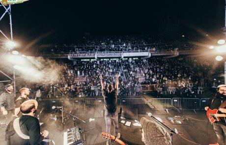 כפר סבא לייב באצטדיון – סדרת הופעות מלהיבות באצטדיון העירוני