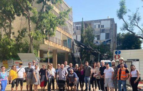 קידר מבנים החלה בבניית פרויקט סוקולוב 3 בכפר סבא הכולל 41 יחידות דיור חדשות ומסחר