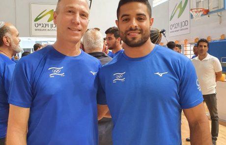 רגע לפני טוקיו: המשלחת האולימפית הישראלית באירוע סיום של הוועד האולימפי